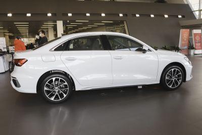2021款 A3L Limousine 35 TFSI 进取运动型-外观-图片-有驾
