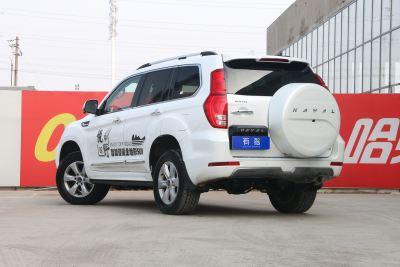 2020款 2.0T 汽油四驱尊享型 5座-外观-图片-有驾